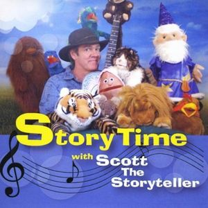 Story Time with Scott the Storyteller