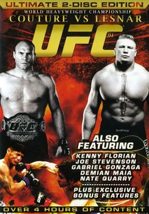 UFC 91: Couture Vs Lesnar