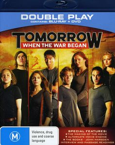 Tomorrow When the War Began (Blu-ray/ DVD)