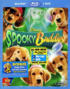 Spooky Buddies [Widescreen] [O-Sleeve] [Blu-ray/ DVD Combo Pack]