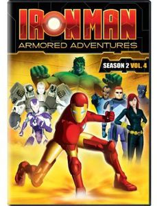 Iron Man: Armored Adventures Season 2 Vol 4