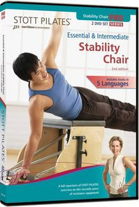 Stott Pilates: Essential & Intermediate Stability Chair 2Nd Edit.