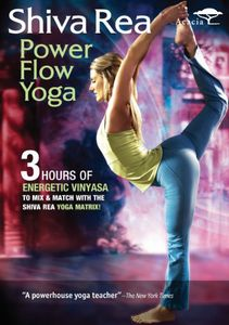 Shiva Rea: Power Flow Yoga