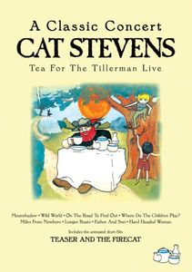 Cat Stevens: Tea for the Tillerman: Live