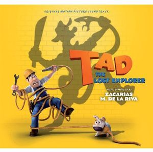 Tad: The Lost Explorer (Original Soundtrack)