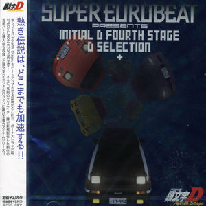 Super Eurobeat Presents Initial D 4th Stage (Original Soundtrack) [Import]