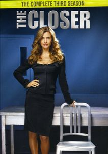 The Closer: The Complete Third Season