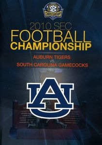 2010 Sec Champ Auburn Vs. South Carolina