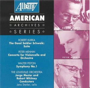 Good Soldier Schweik /  Cello Concerto