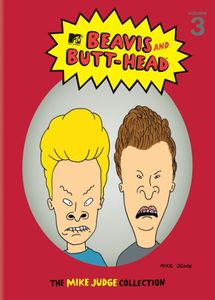 Beavis & Butthead 3: Mike Judge Collection