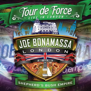 Tour de Force: Live in London - Shepherd's Bush