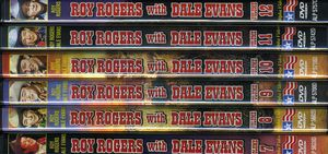 Roy Rogers With Dale Evans, Vol. 7-12