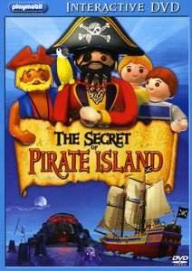 Playmobil-Secret of Pirate Island