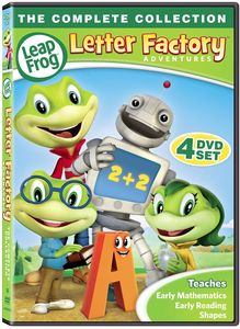 Leapfrog Letter Factory Adventures