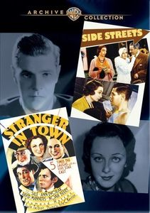 Wac Double Features: Side Streets/ Stranger in Town