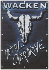 Waken-Metal Overdrive /  Various