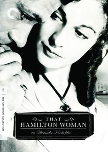 Criterion Collection: That Hamilton Woman [Full Frame] [Black & White]