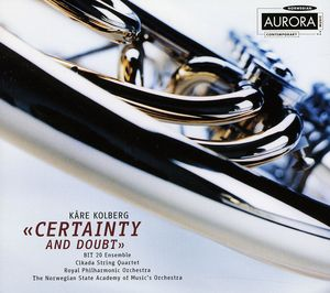 Certainty & Doubt: String Quartets 1 & 2