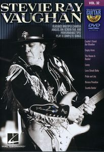 Guitar Play Along: Stevie Ray Vaughan 32