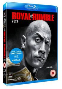 WWE : Royal Rumble 2013