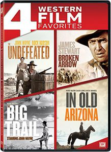 Undefeated /  Broken Arrow /  the Big Trail /  in Old