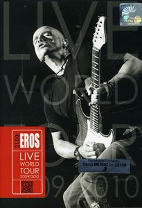 21.00: Eros Live World Tour 2009 /  2010 [Import]