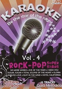 Karaoke: Rock-Pop Super Stars 4