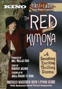 The Red Kimona