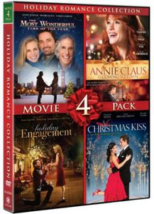 Holiday Romance Collection: Movie 4 Pack