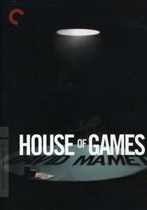 Criterion Collection: House Of Games [WS]