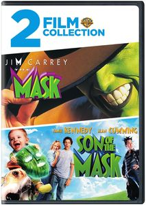 The Mask [1994]/ Son Of The Mask [WS] [Double Feature]