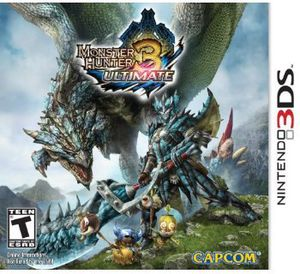 Monster Hunter 3 Ultimate for Nintendo 3DS