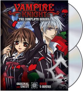 Vampire Knight: The Complete Series [Widescreen] [2 Discs]