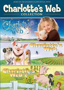 Charlotte's Web 3-Pack