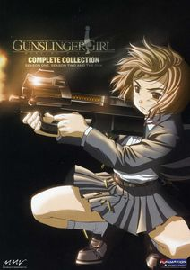 Gunslinger Girl: Complete Series with Ova