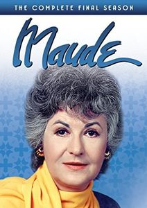 Maude: The Complete Sixth Season (Final Season)