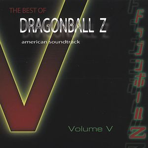 Dragon Ball Z: Amaerican Soundtracks 4 (Original Soundtrack)