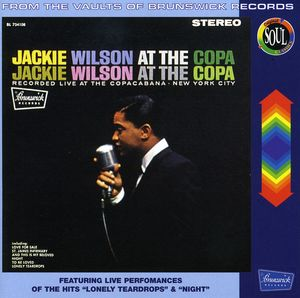 Jackie Wilson At The Copa [Remastered]