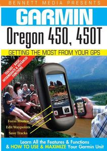 Garmin Oregon 450, 450t