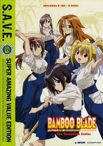 Bamboo Blade: Complete Series - Save