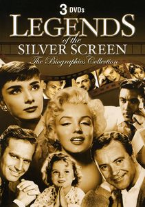 Legends Of The Silver Screen: Biographies Collection [Slipcase]