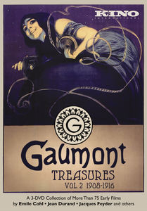 Gaumont Treasures, Vol. 2: 1908-1916 [Box Set]