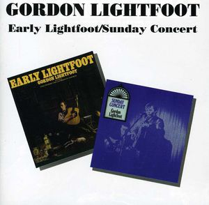 Early Lightfoot /  Sunday Concert [Import]
