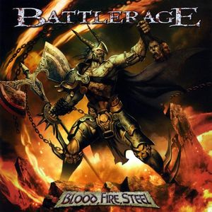 Bloodfiresteel (European Import)