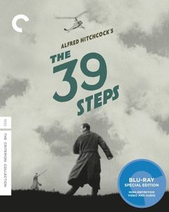 39 Steps the (1935) [Import]