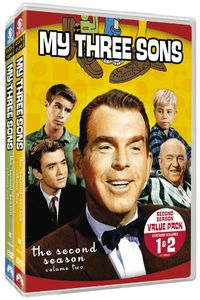 My Three Sons: Season Two 2 Pack [Full Frame] [6 Discs]