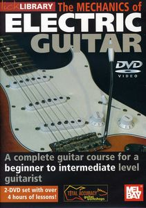 Mechanics of Electric Guitar: Mechanics of
