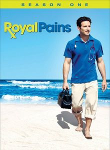 Royal Pains: Season One [Widescreen] [3 Discs] [Slim Pack] [Slipcase]