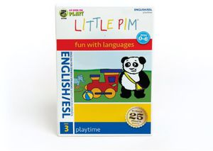 Little Pim: Playtime (English) (Esl)