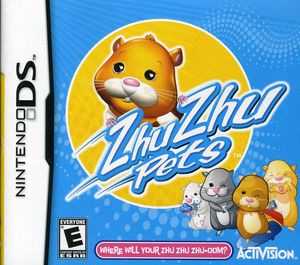 Zhu Zhu Pets for Nintendo DS